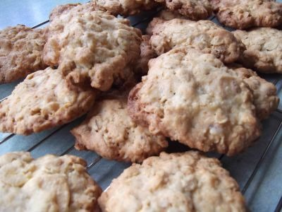 White Chocolate Ginger Cookies – Shelley Monro