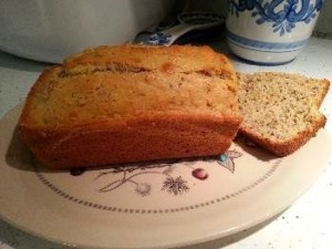 Lemon Nut Bread