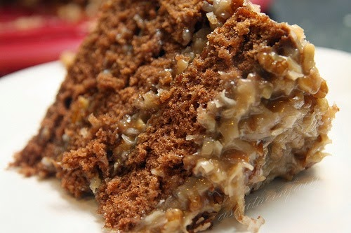 German Chocolate Cake – Lashell Collins