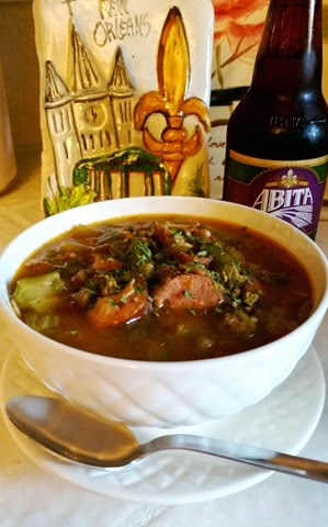 Creole's Gumbo – Annie Rose Welch