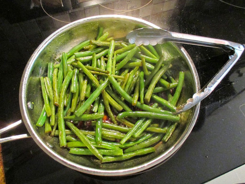 Gourmet Green Beans – Karen Sue Burns