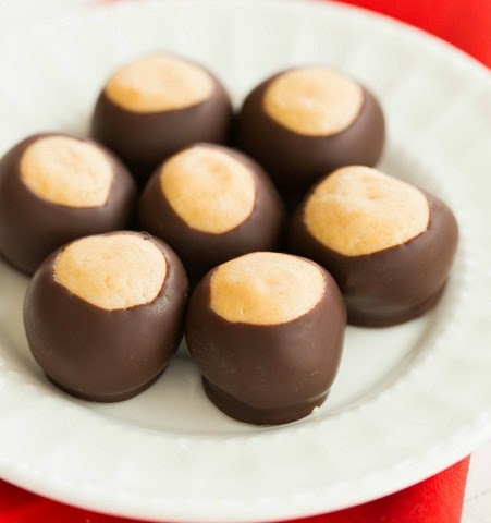 Easy Buckeye Recipe – Christy Newton